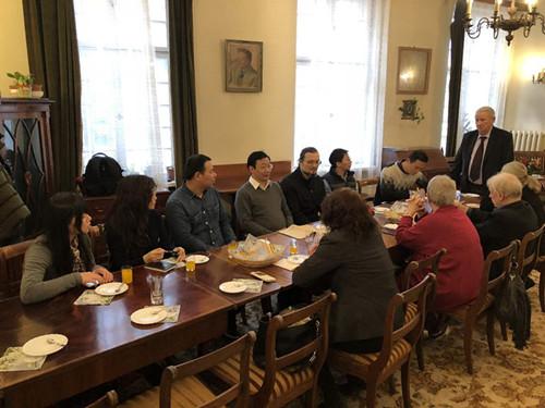 广东作家代表团赴波兰开展文学交流活动